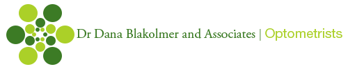 Oshawa Optometry | Dr Dana Blakolmer and Associates | Optometrists Logo
